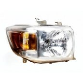 70 Series Landcruiser RH Head Light UPDATE 10/07-current *POLISH