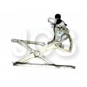 Hilux LH Front Window Regulator POWER TYPE 02/05-current