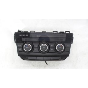 Cx5 Air Conditioner (AC) Controls CLIMATE CONTROL TYPE KE 02/12-current