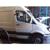 Sprinter RH Front Door NCV3 VAN 10/06-04/18 *DAMAGE ON REAR EDGE NEAR LATCH MECH/OUTER HANDLE
