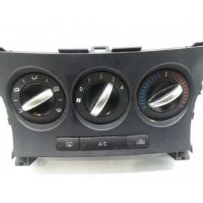 3 Air Conditioner (AC) Controls STANDARD TYPE BL 04/09-10/13