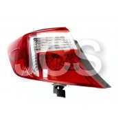 ACV50 Camry LH Tail Light 12/11-current *POLISH