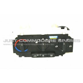 TS Astra Air Conditioner (AC) Controls 3DR/5DR 09/98-10/06