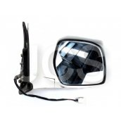 100 SERIES Landcruiser RH Door Mirror POWER CHROME (RV, GXL, Sahara) 04/98-10/07 *CHROME HAS MARKS