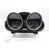 3 Instrument Cluster INSTRUMENT CLUSTER PETROL AUTO T/M TYPE BL 04/09-10/13