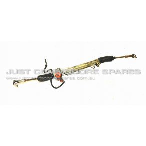 VT-VX Commodore V6 Steering Rack ELECTRONIC P/S (CAST IRON TOP) 09/97-09/02